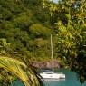 Guadalupa - catamarani noleggio Antille - © Galliano
