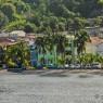 Rade de St Pierre - catamarani noleggio caraibi - © Galliano